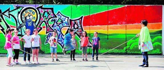 150 Colegios Reorganizaran El Patio Para Evitar Que Los Chicos Y El